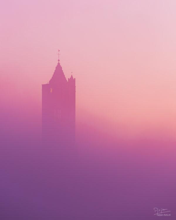 De Eusebius in de mist